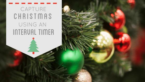 Christmas Interval Timer