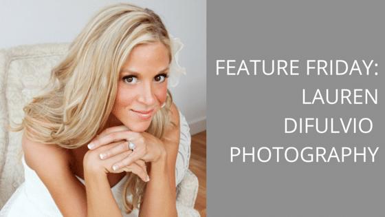 Feature Friday:  Lauren DiFulvio