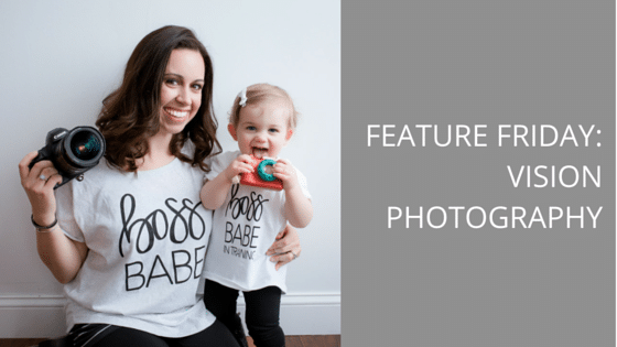 Feature Friday:  Vision Photography