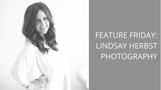 Feature Friday:  Lindsay Herbst