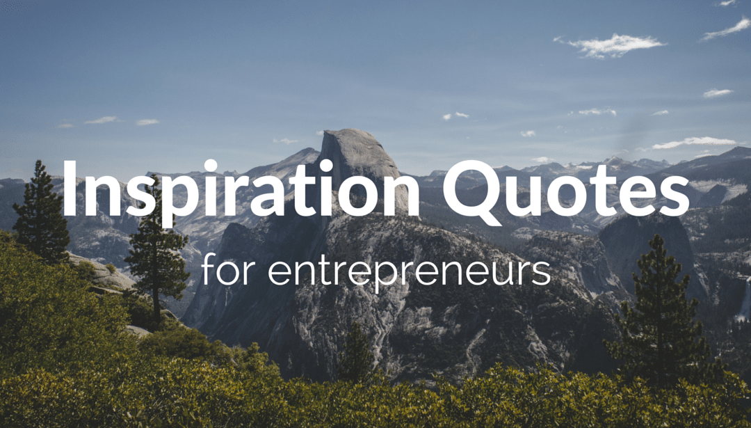Inspirational Quotes for Business Owners
