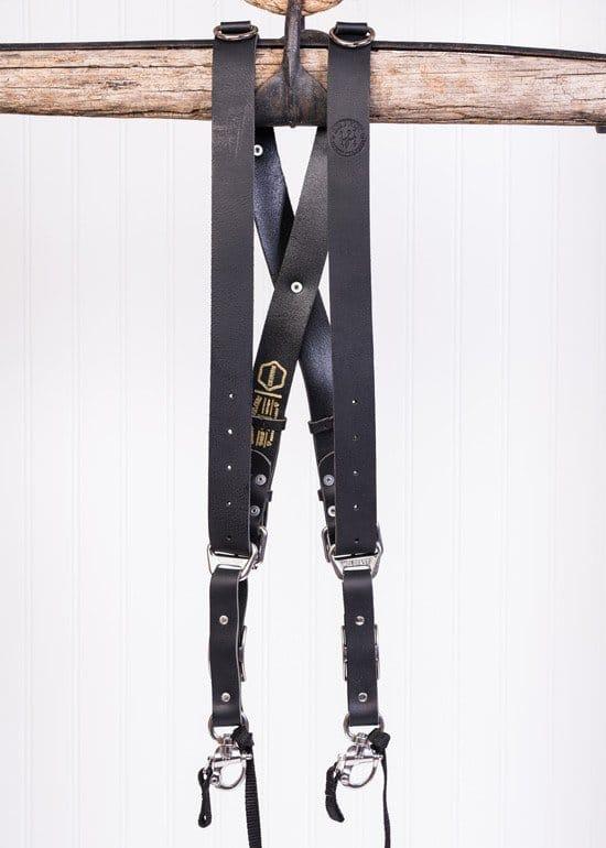 2 camera strap system
