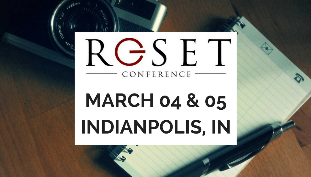 Reset Conference