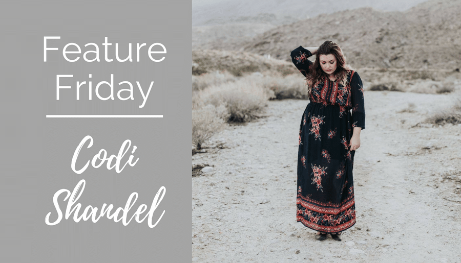 Feature Friday: Codi Shandel