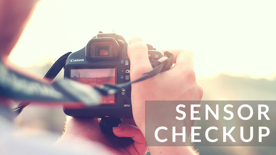 Sensor Cleaning:  How to Know It's Time for a Checkup