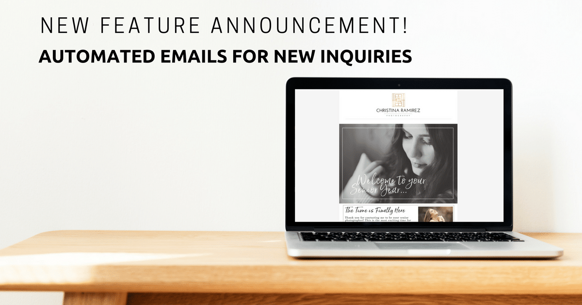 New Feature: Automated Inquiry Emails