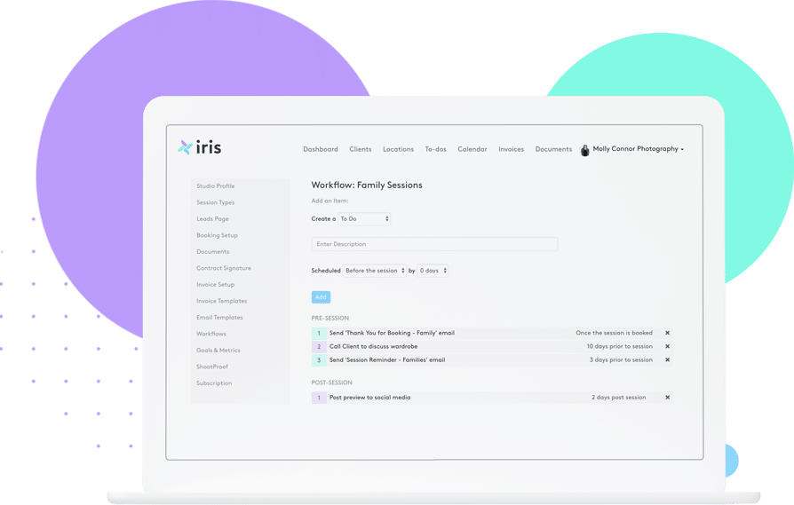 Automated Workflows save you time
