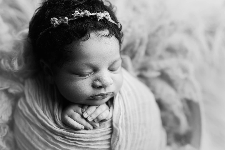 Rachel Vanoven newborn shot