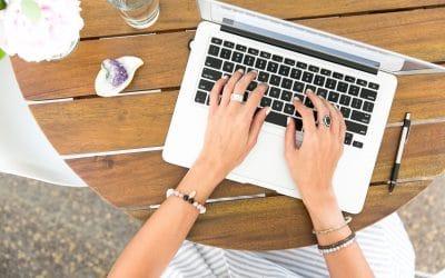 6 Tips to Make Blogging Easier