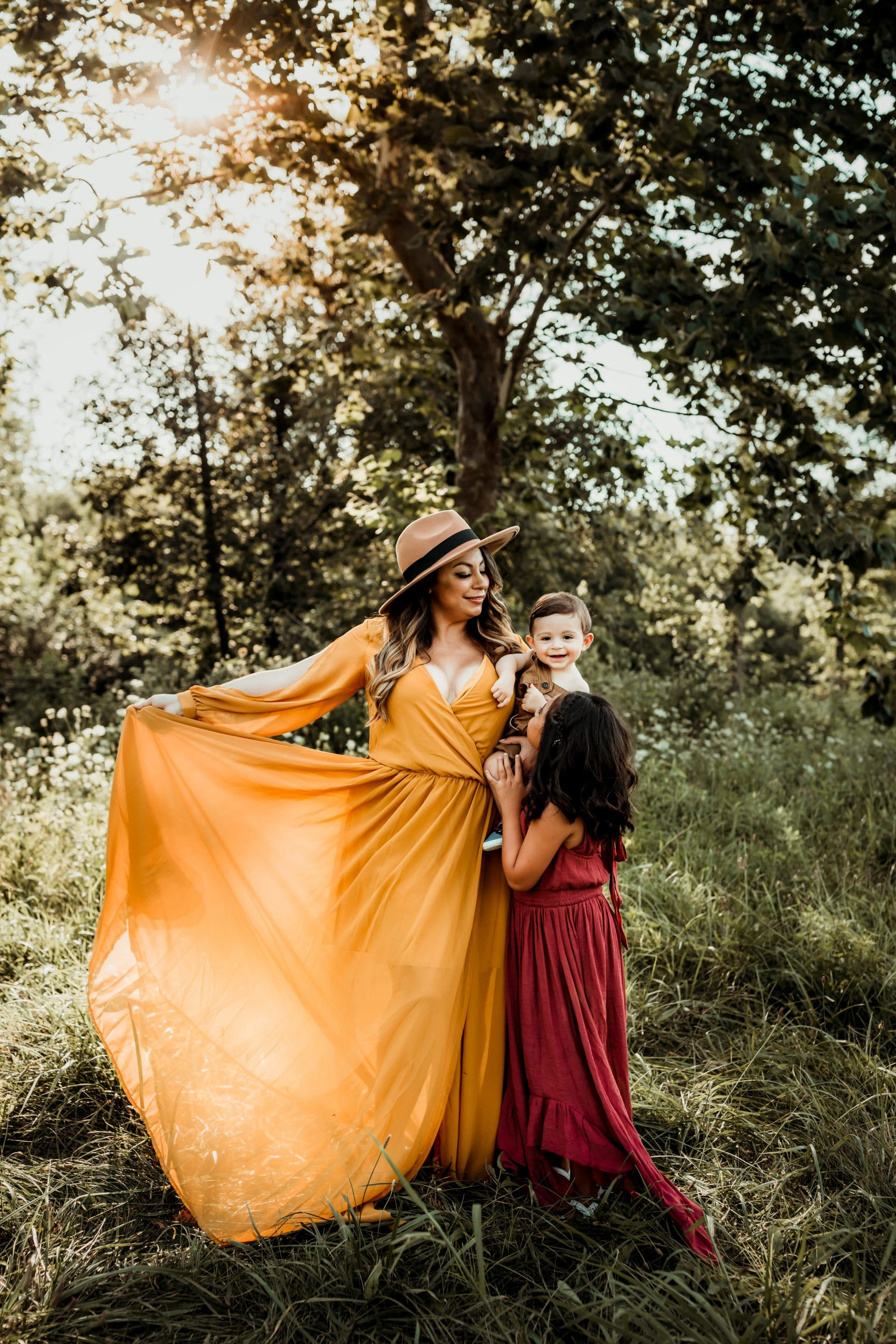 Family photography from Jenny Leigh Smith Photography