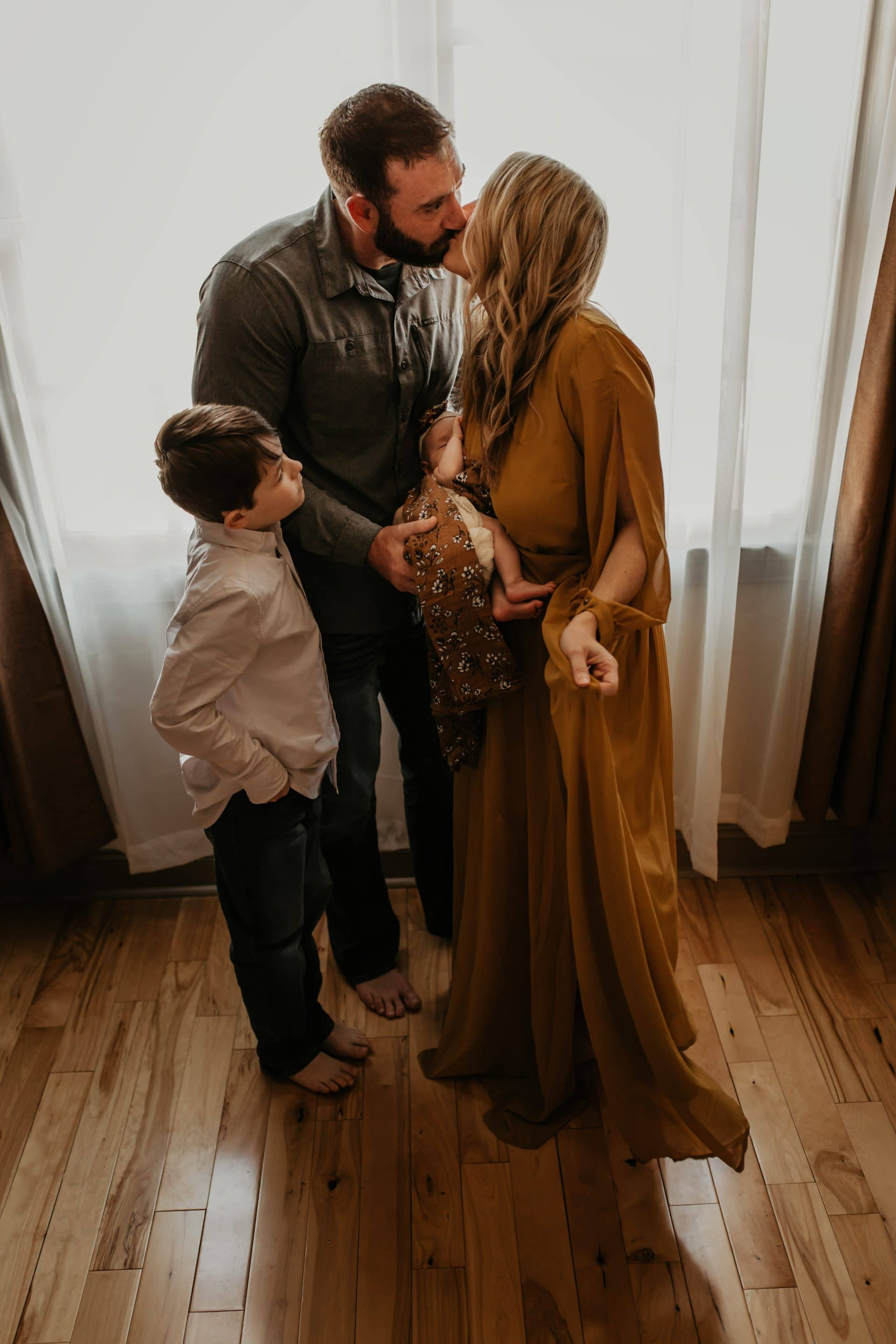 Family portraiture from Jenny Leigh Smith photography