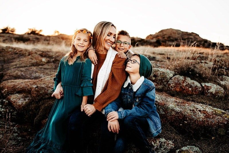 Feature Friday : Ashley Reece Family Photographer