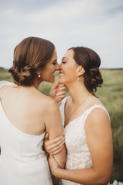 A wedding snapshot from Samantha Mitchell Photography