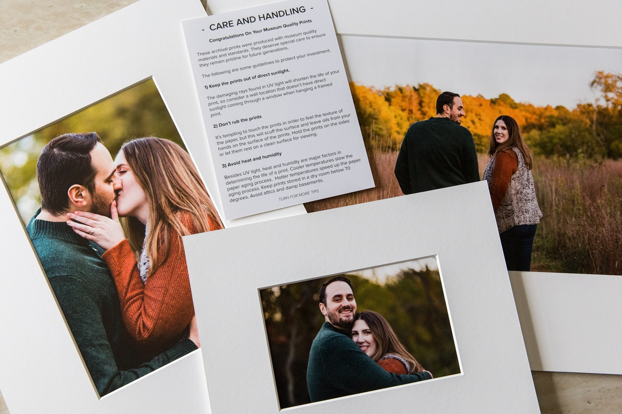 Double your revenue through selling prints like these