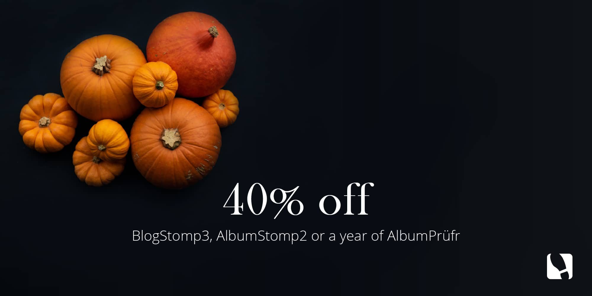 40% off StompSoftware sale
