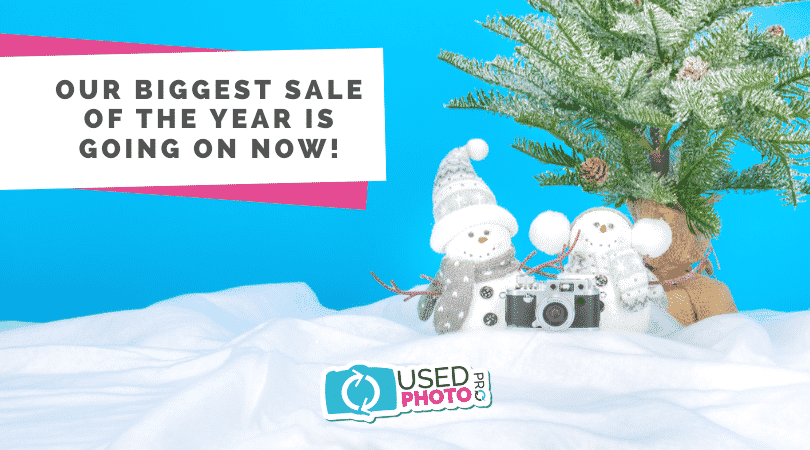 UsedPhotoPro Black Friday sale is going on now!