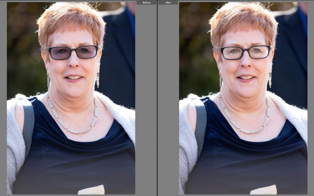 Photography Quick Tips | Editing Transitional Lenses in Lightroom