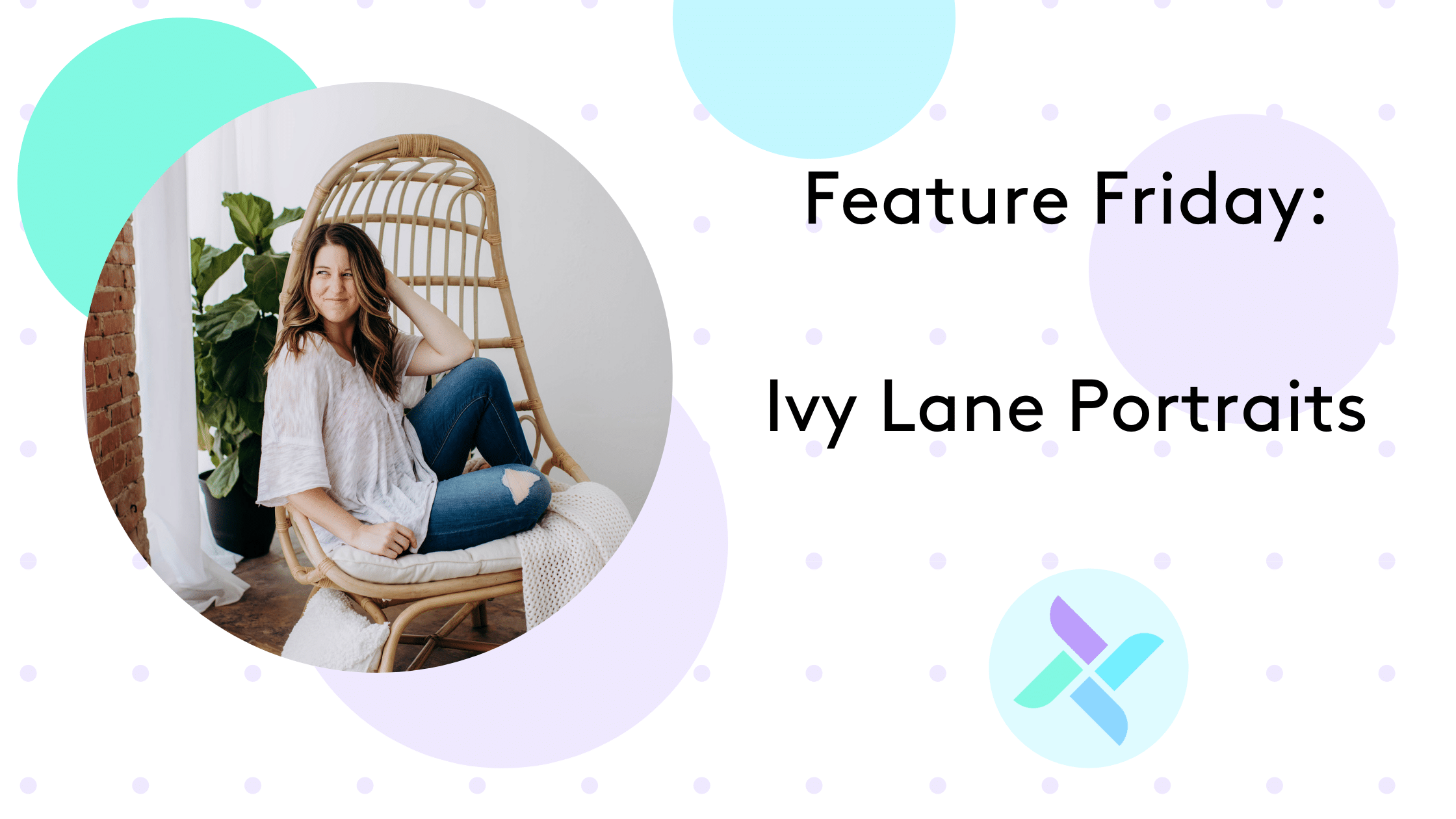 ivy lane portraits feature friday