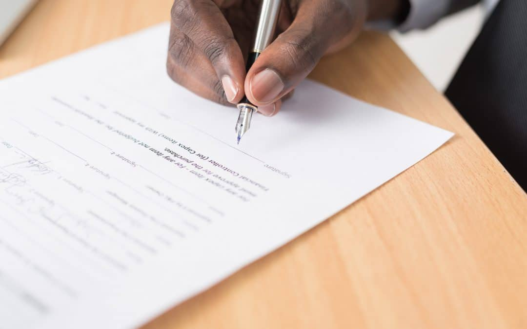 What Should a Photography Services Contract Include?